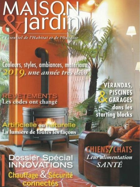 MAISON & JARDIN – Février 2019
