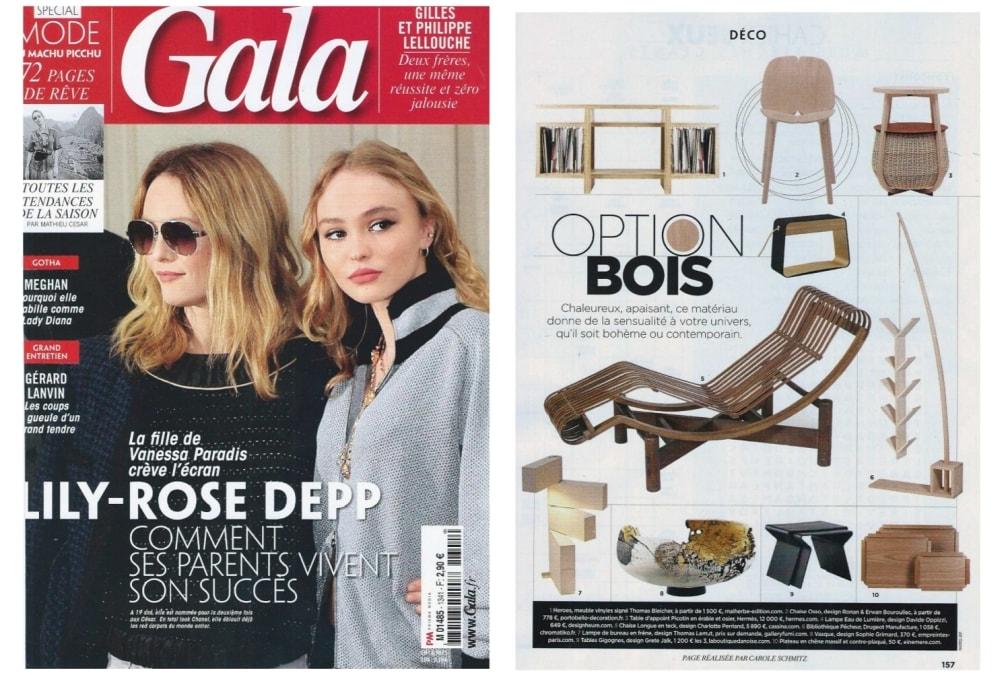 article magazine gala