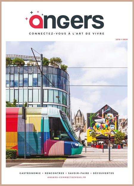 Drugeot et la ville d'Angers 2019-2020