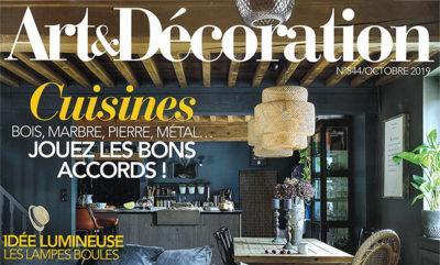 Art&décoration – Septembre 2019