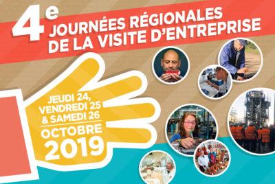 Journée régionale de la visite d'entreprise édition 2019