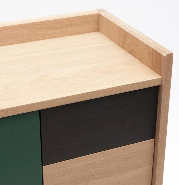 chiffonier commode bois design