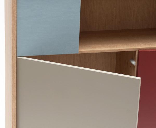 chiffonnier bric 90 drugeot manufacture tiroir