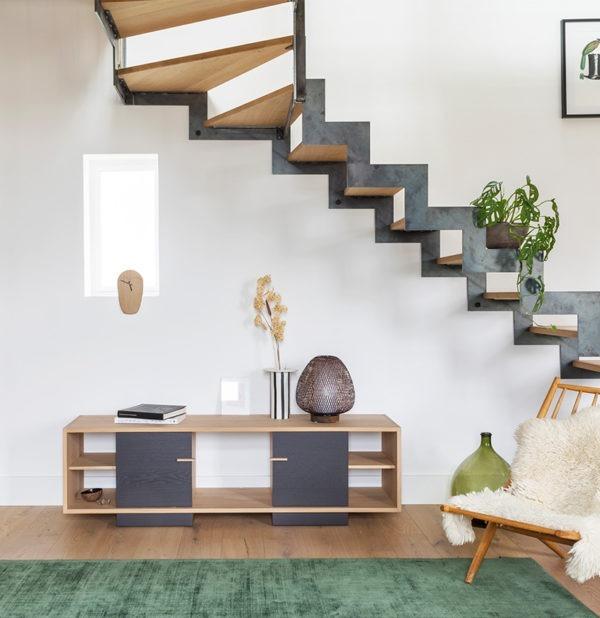 meuble télé design en bois