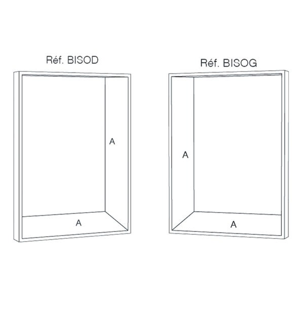 Miroir BISO