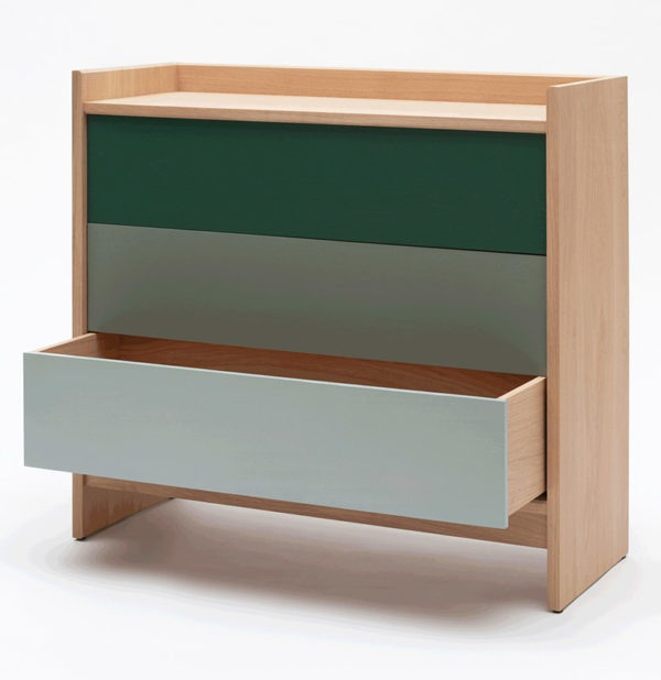 commode bric drugeot ouvert chene massif