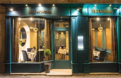 Restaurant Les Bartavelles