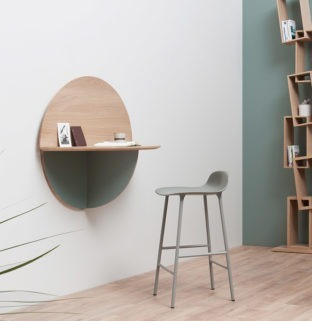 secrétaire saturne drugeot manufacture idee ambiance decoration interieure
