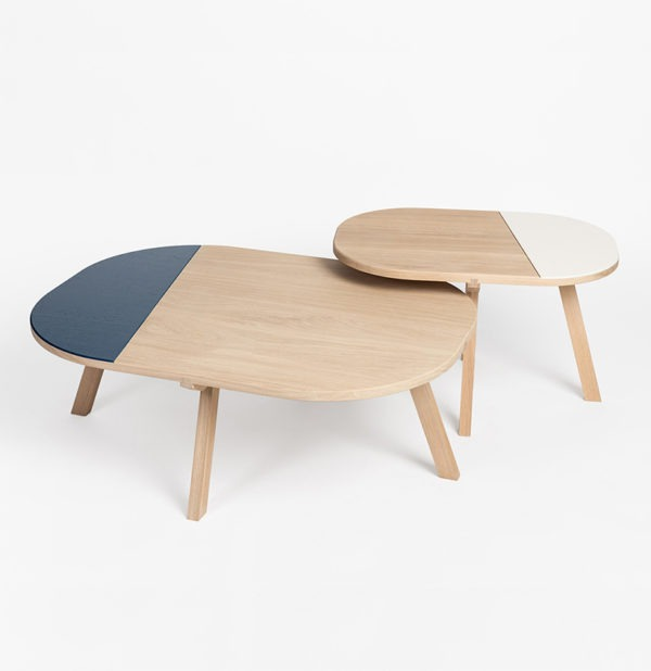 table basse aronde drugeot et bout de canape