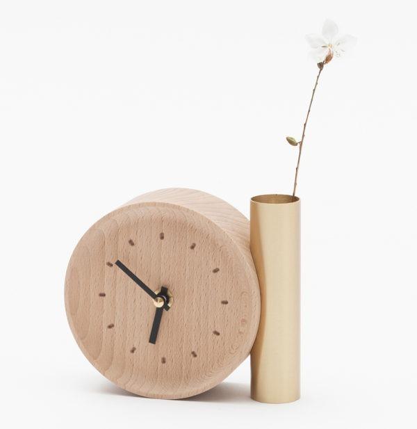 Horloge en bois tik tok