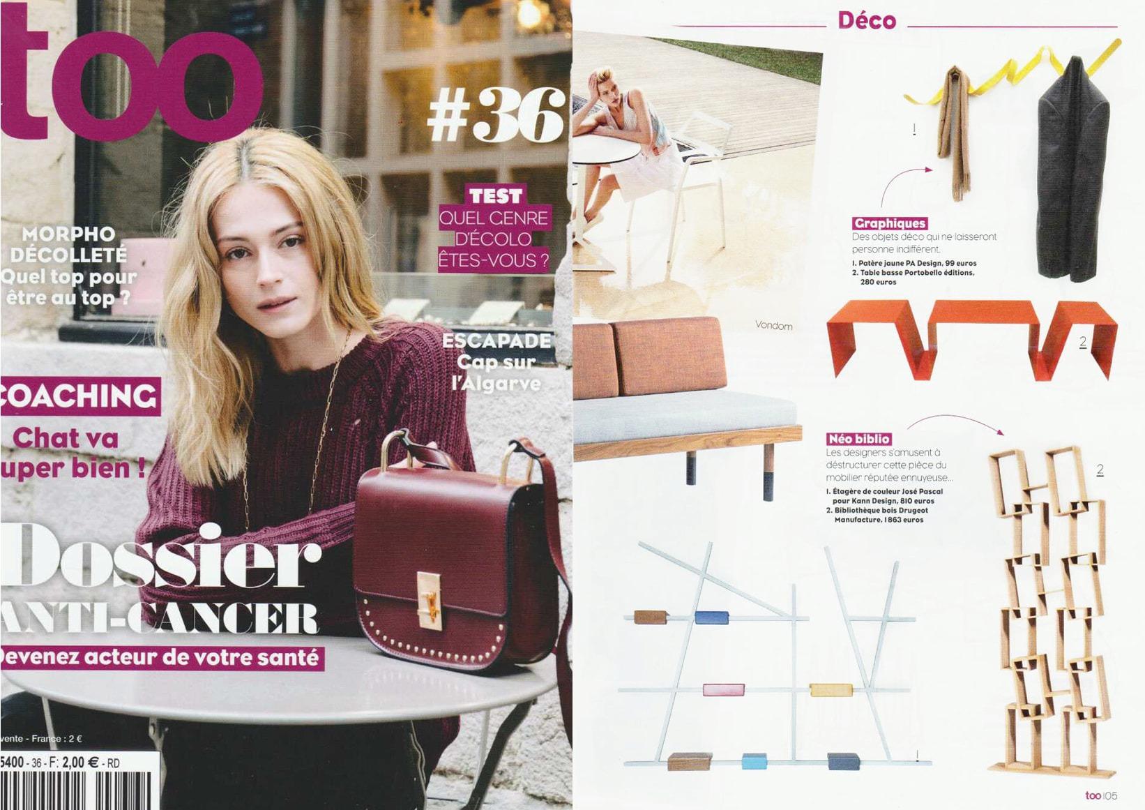 magazine too article