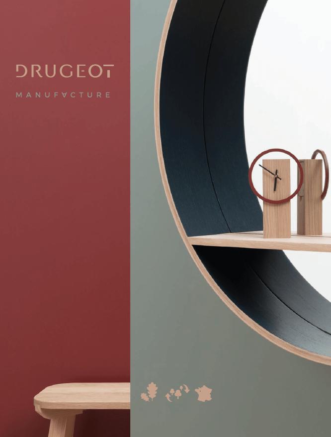 catalogue drugeot manufacture produits mobilier bois