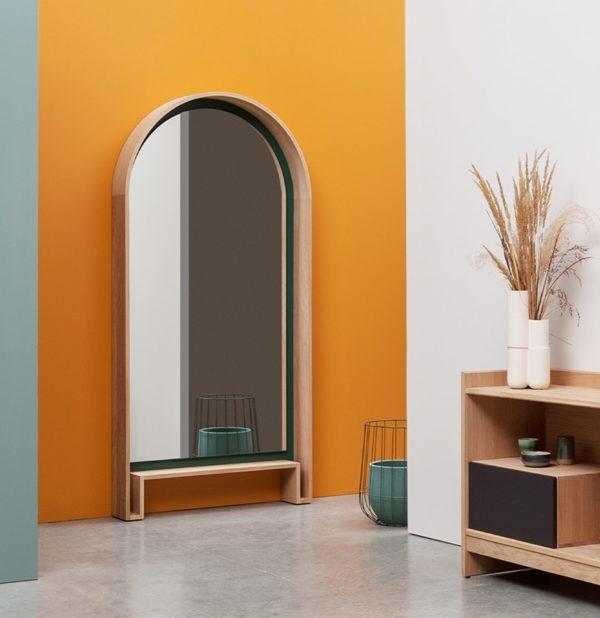 miroir bipede drugeot manufacture ambiance design
