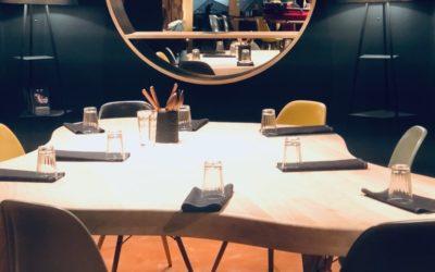 Drugeot présent dans le restaurant La Table de Demain