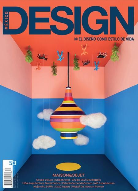 México DESIGN magazine – Décembre 2019