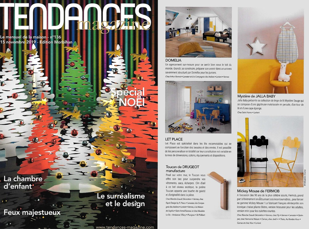 article tendances magazine novembre decembre 2019