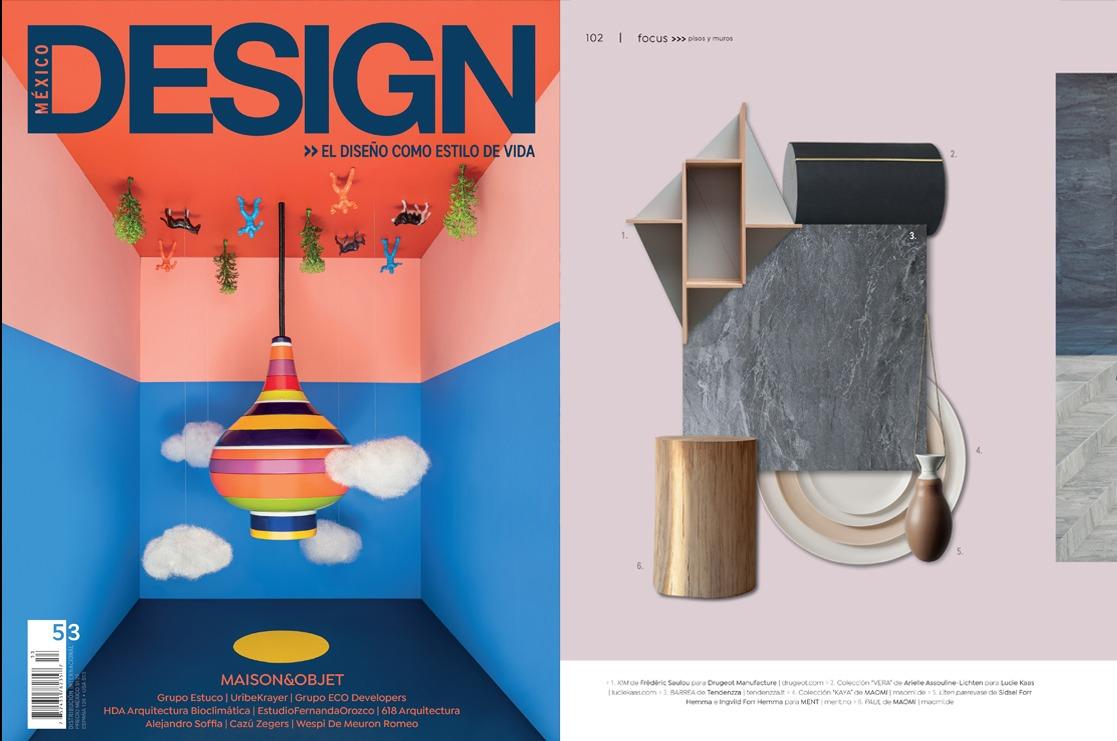 article etagere kim magazine mexicain design designer frederic saulou