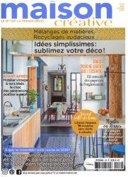 Maison Créative – Une salle de bain à l'esprit «New Rustic»