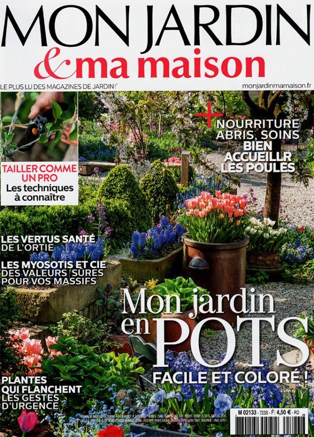 Mon jardin et ma maison – Avril 2020