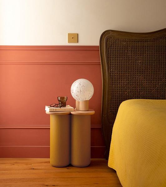 La table d'appoint FANI de la designer Margaux Keller