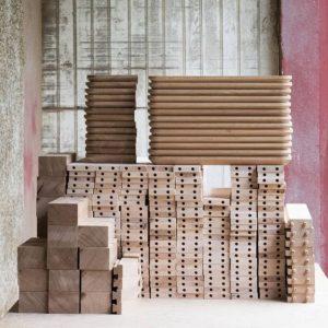 chêne bois massif-usine-woordworking-manfacture-meubles