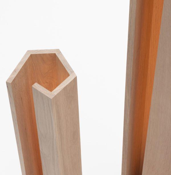 meuble bois massif forme originale mobilier durable woodworking manufacture française