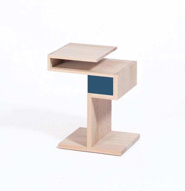 bout de canapé - fabricant français mobilier design en bois Drugeot
