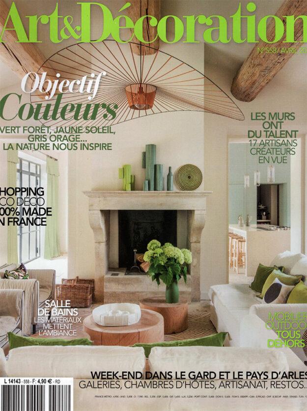 Parution presse : nos meubles made in France à l'honneur