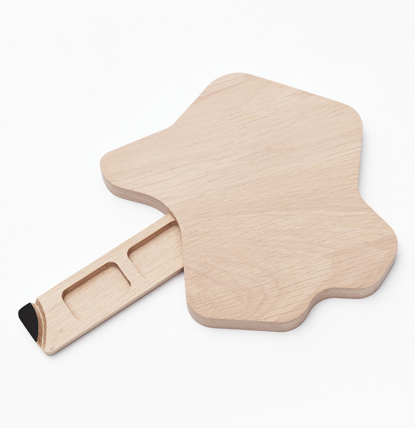 idée cadeau made in France gourmet dessous de table en bois massif tiroir rangement épices