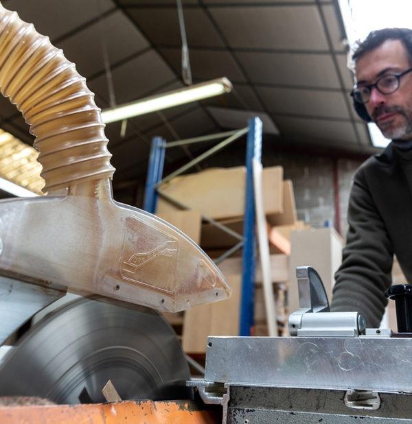 Drugeot Manufacture menuiserie mobilier responsable meuble durable
