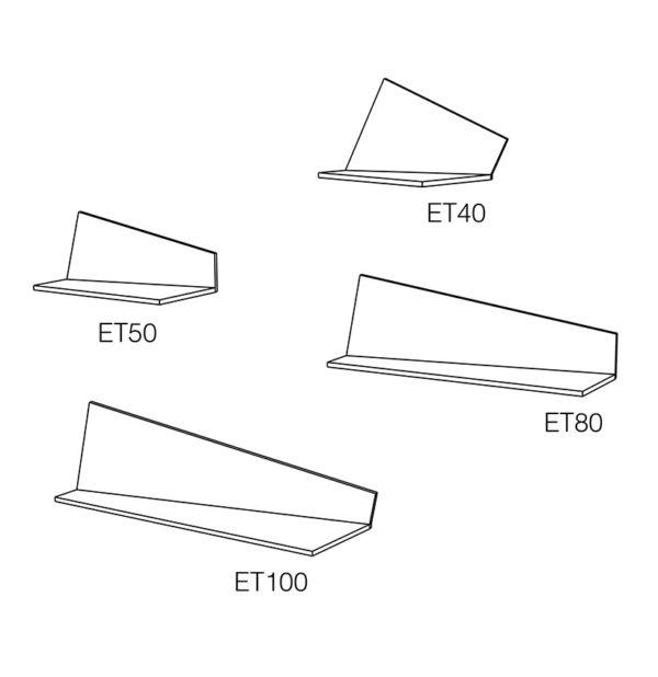 sketchup grande étagère design Pliage Drugeot Manufacture
