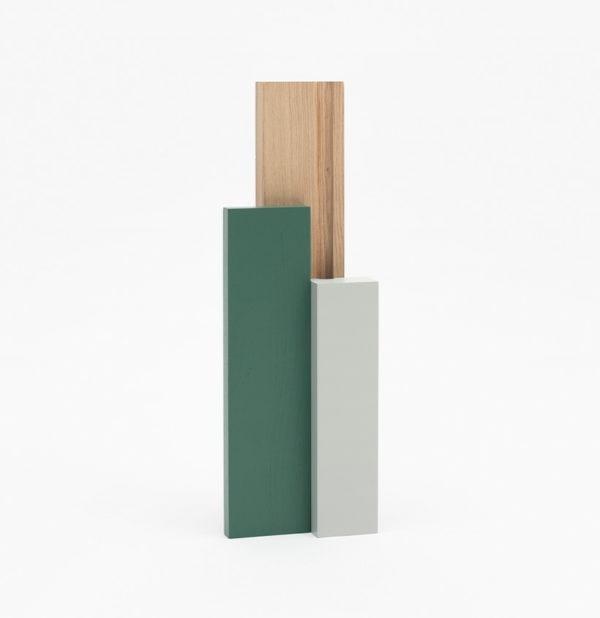 grand vase design soliflore vert foncé selestat gris clair cheverny