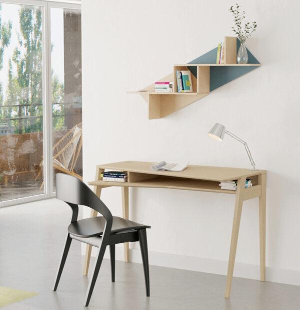 décoration intérieure salon bureau mobilier made in france en bois massif français