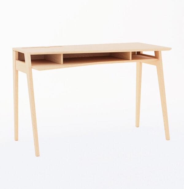 bureau en bois massif décalé zoé