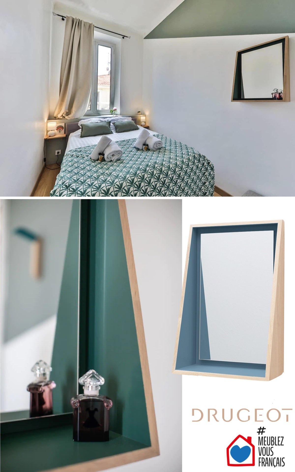 meubler chambre de 10m2 combles aménagées suite parentale